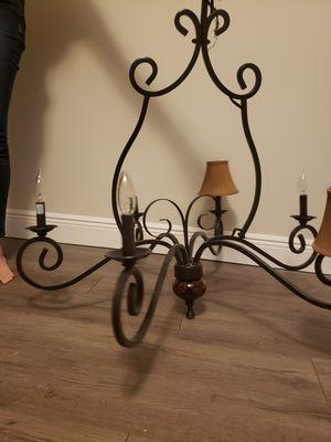 Beautiful dining room chandelier for Sale in Fort Pierce, FL