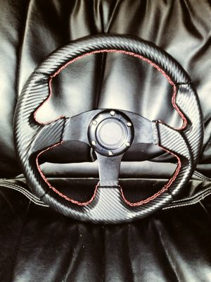 Steering Wheel Quick Release Set Up for Sale in San Diego, CA