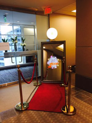Magic Mirror Photo Booth for Sale in Victoria, TX