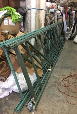 Pallet racks metal shelving for Sale in Hialeah, FL