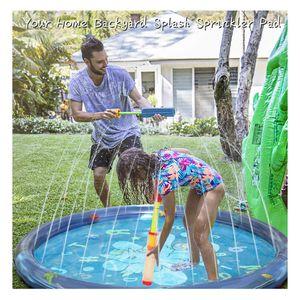 Splash Pad for Kids or Dogs - Unicorn Water Fun Sprinkler for Sale in Atlanta, GA