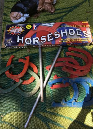Game of Horseshoes for Sale in Louisville, KY