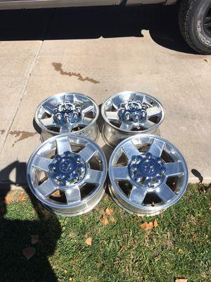 Rims and toolbox for Sale in Eagar, AZ