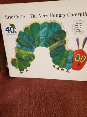 The Very Hungry Caterpillar for Sale in Bellevue, WA