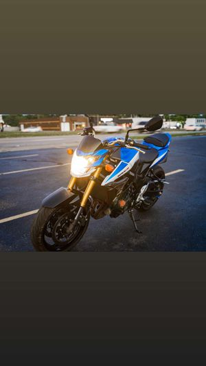 2015 suzuki gsx-s 750 for Sale in Dearborn, MI