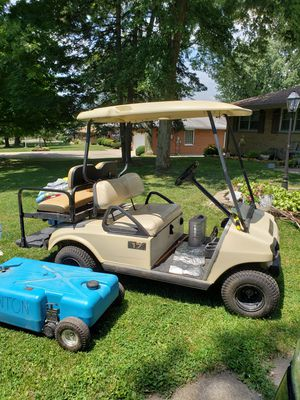 2018 Grey wolf camper, golf cart has sold. for Sale in Middletown, OH