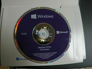 Windows 10 Pro 64 Bit OEM Version For Laptop & Desktop for Sale in Pembroke Pines, FL
