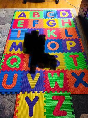 ABC foam mat for Sale in Jersey City, NJ