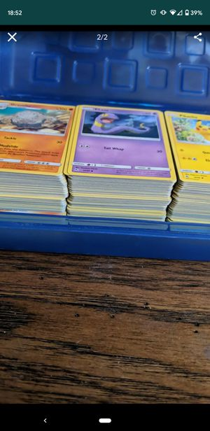 Over 300 Pokemon Cards all common for Sale in Gresham, OR