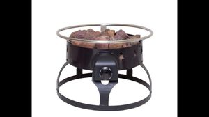 Camp Chef portable fire pit for Sale in San Jose, CA