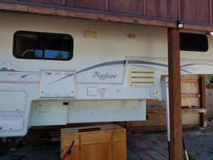 big foot camper for Sale in Oregon City, OR