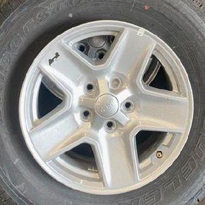 Jeep Wheels & tires for Sale in Seekonk, MA