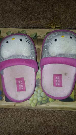 Hello Kitty slippers for Sale in Portland, OR