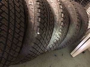 5 BF GOODRICH TIRES NEW 255/70/18 for Sale in Orlando, FL