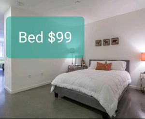 Queen Bed for Sale in Los Angeles, CA