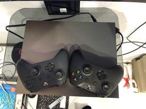 Xbox One X for Sale in Hialeah, FL