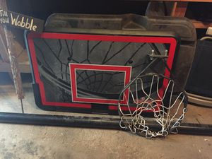 Basketball hoop with free style stand for Sale in Naperville, IL