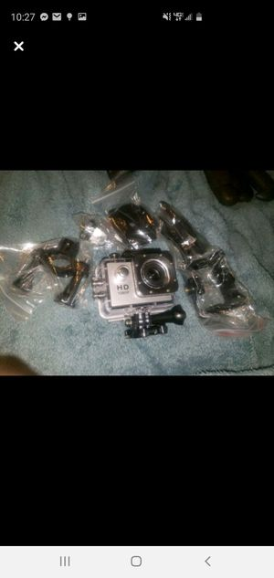 Like a go pro for Sale in Broadlands, IL