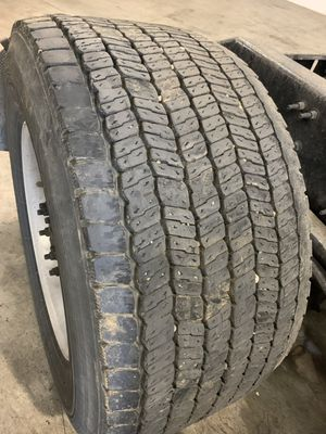 Volvo truck tires for Sale in Wood Village, OR