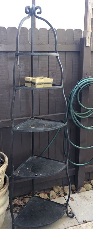 Plant stand / plant shelf for Sale in Marietta, GA