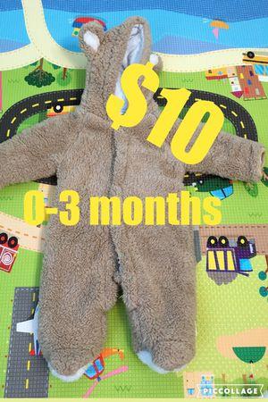 Bear costume, cozy warm onesie for Sale in Casa Grande, AZ