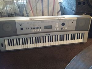 Yamaha Keyboard for Sale in Indianapolis, IN