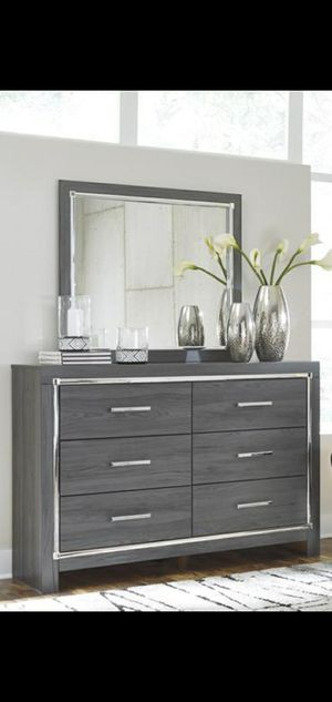 💢Ladonna Gray Dresser | B214 💢 for Sale in Houston, TX