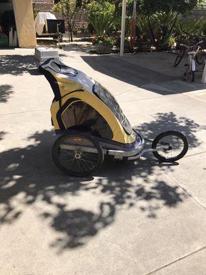 Double Bike/Jogging Stroller for Sale in Irwindale, CA