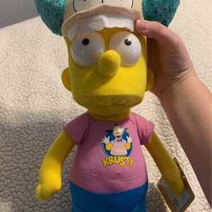 Simpsons Stuffed Doll for Sale in Croydon, PA