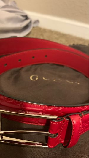 Gucci Belt for Sale in San Antonio, TX