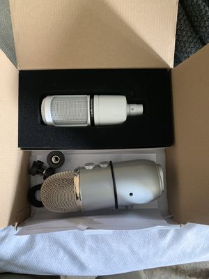AT2020 and Blue yeti pro for Sale in Renton, WA