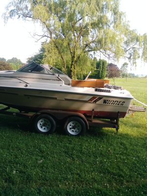Winner boat with 350 small block inboard motor for Sale in Nottingham, PA