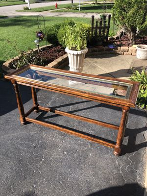 Console Table for Sale in Wood Dale, IL