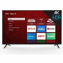 65in TCL Roku Smart TV for Sale in Middletown, CT