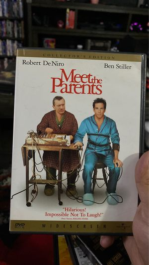 Meet the parents DVD for Sale in Long Beach, CA
