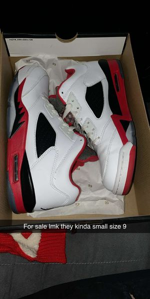 Fire red 5s lows for Sale in Denver, CO
