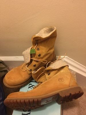 Authentic women's timberlands for Sale in Durham, NC