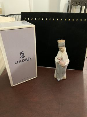 LLADRO Baltasar King for Sale in Palos Heights, IL