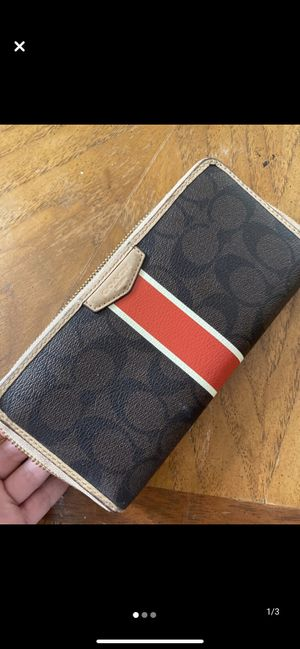 Coach Wallet for Sale in Arlington Heights, IL