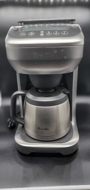 Breville coffee maker w/ built in grinder for Sale in NEW CARROLLTN, MD