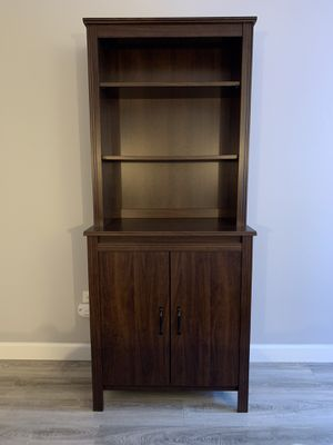 Shelf and cabinet combo for Sale in Pasadena, CA