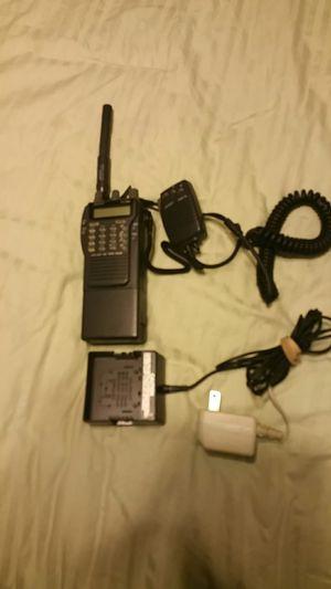 AIINCO DJ-580 VHF UHF FM portable radio for Sale, used for sale  Marietta, GA