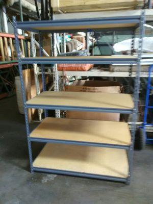 Metal shelves for Sale in Phoenix, AZ