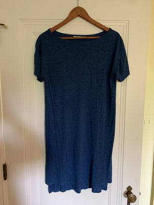 Alexander Wang blue t-shirt dress for Sale in UPPER ARLNGTN, OH
