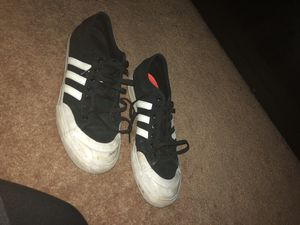 Adidas matchcourt skate shoes (sz 12) for Sale in Severn, MD