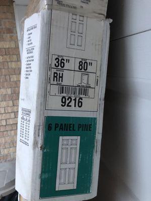 "Wood door 36"" 80"" for Sale in Staten Island, NY"