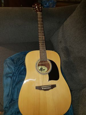 Washburn Lyon Acoustic Guitar. Gently used. for Sale in Pico Rivera, CA