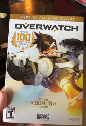 Overwatch PC Game for Sale in Santa Ynez, CA