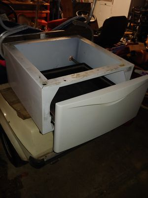 Drawers for under washer and dryer for Sale in Aberdeen, WA