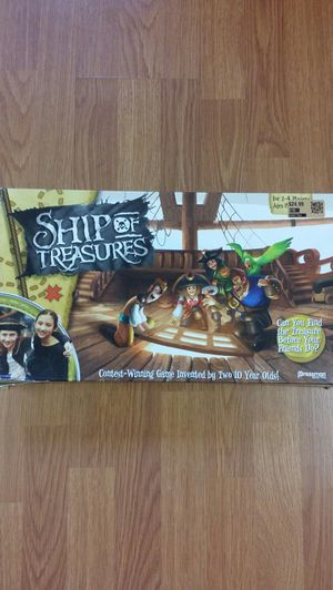 New Ship of Treasures game for Sale in Milton, FL